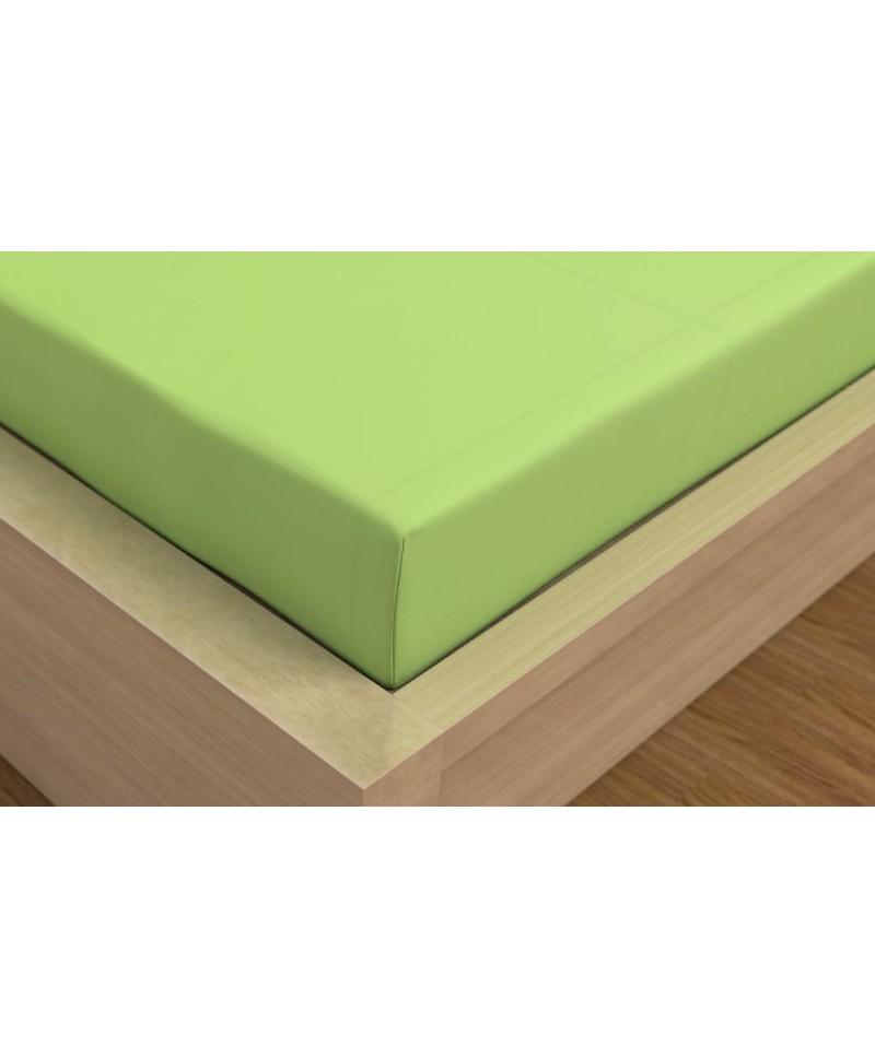 ceske-satenove-prosteradlo-luxury-collection-220x200cm-svetle-zelene